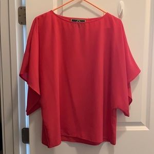 Pink C. Wonder top size Large